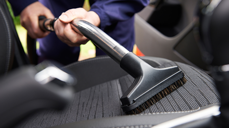 Limpieza del Carro